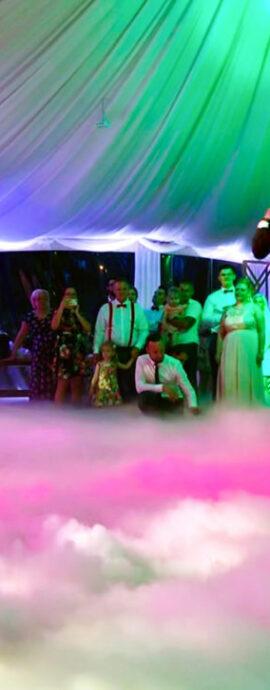 Taniec w chmurach wesele Bydgoszcz Palac Myslencinek