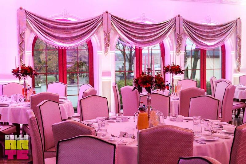 Bella-Arte - dekoracja sali, dekoracja wesele Gdańsk