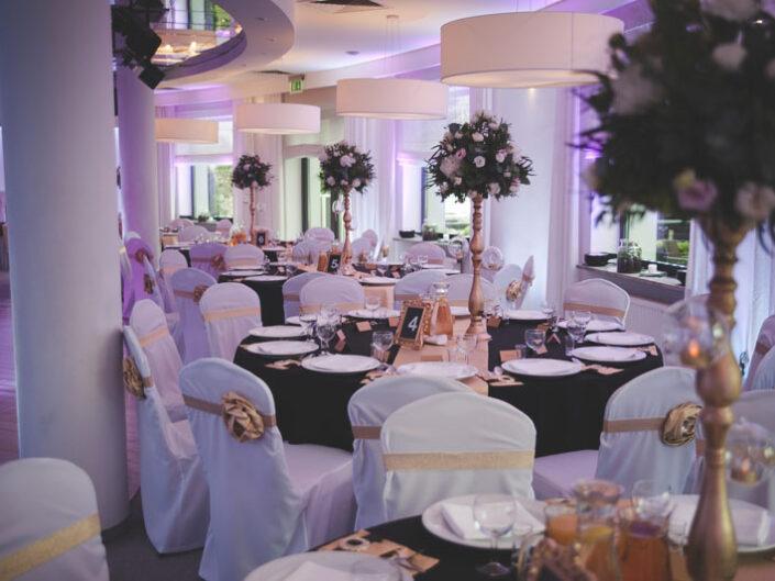 dekoracja wesele hotel brzoza