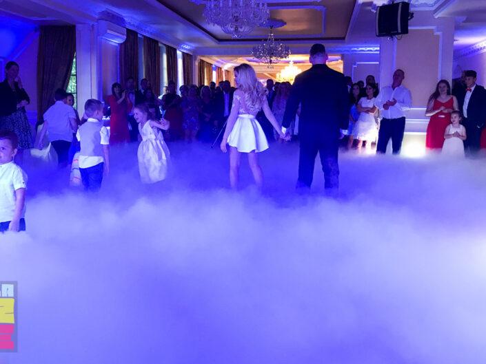 Ciężki dym na wesele Bydgoszcz i okolice.