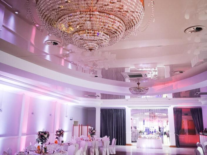 Bella-arte dekoracja światłem na wesele