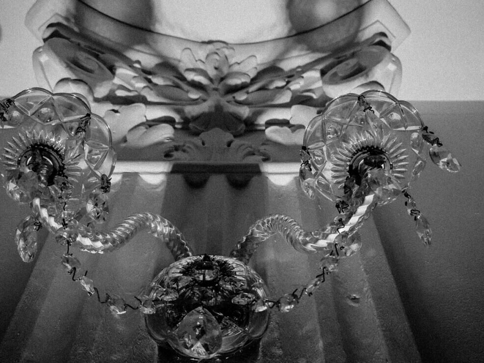 Dekoracja światłem wesele Rojewo